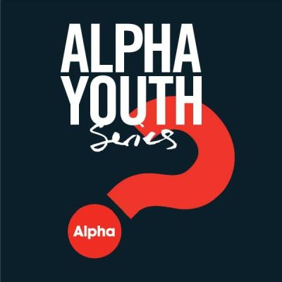 youth alpha logo on blue 400x400