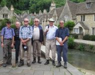 Step forward Dr Dolittle <br> - at Castle Combe